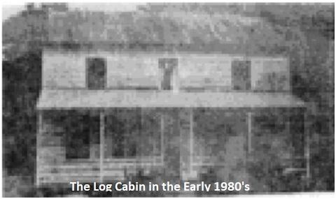 Log Cabin 1980s